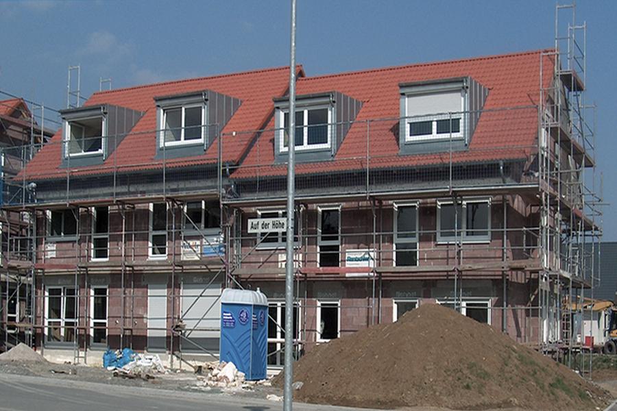 2 Doppelhaushälften in Hildrizhausen