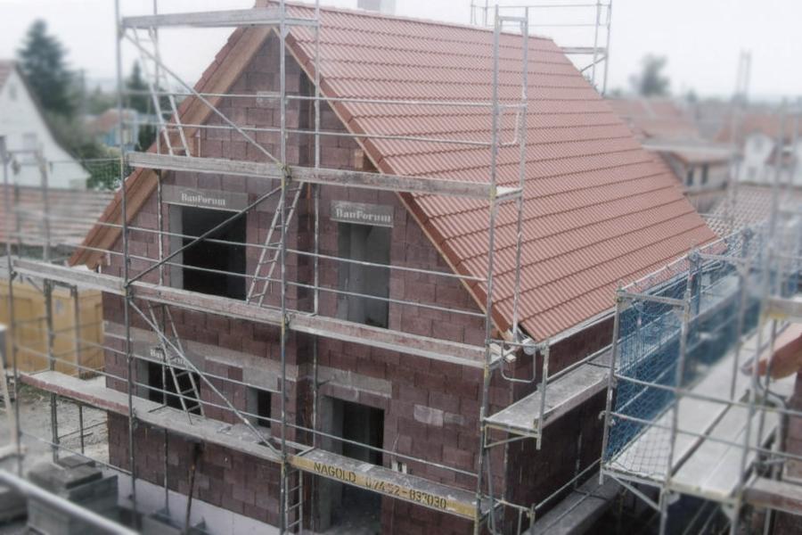 Einfamilienhaus in Tailfingen